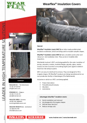 Leaflet Wearflex® Insulation Covers