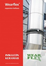 Brochure Wearflex® expansion bellows